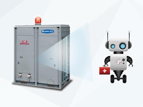 格力商用热水器优势