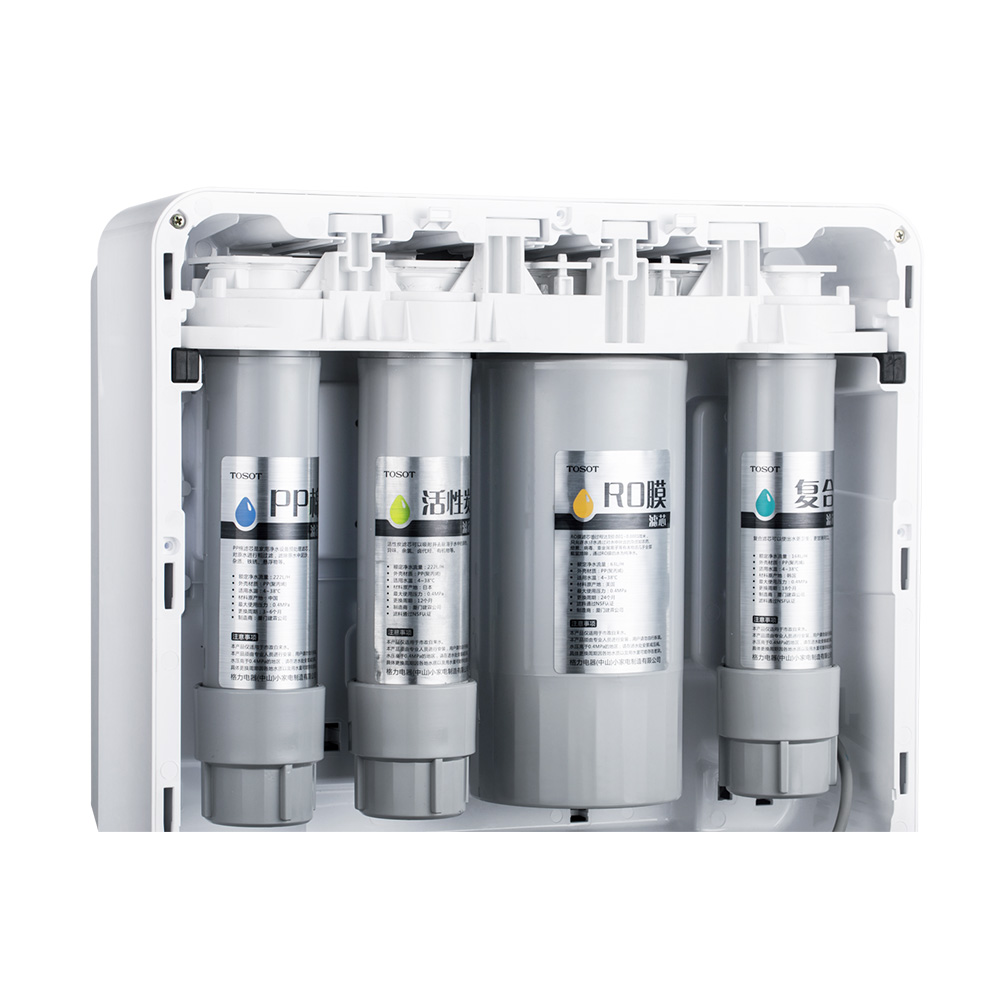 净水器压力罐内部结构照片