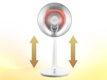 电暖器把摇头开关去掉接线图