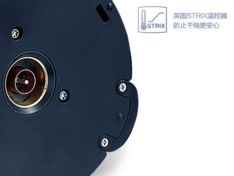 温控器是电水壶的核心部件